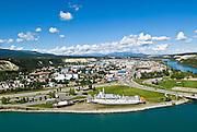 City of Whitehorse, Yukon.