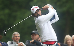 May 25, 2018 - Virginia Water, England, United Kingdom - Clement Sordet (FRA).during The BMW PGA Championship Round 2 at Wentworth Club Virginia Water, Surrey, United Kingdom on 25 May 2018  (Credit Image: © Kieran Galvin/NurPhoto via ZUMA Press)