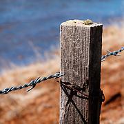 Post along Lake Mary Road - Northern AZ