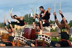 """Groupe """"Kokyo"""" scène de la Vézère"""