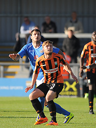 Elliott Johnson Barnet, Barnet v Eastleigh, Vanarama Conference, Saturday 4th October 2014