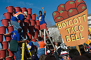 Midwest Field Trip:<br /> <br /> On the Taco Bell Truth Tour with the Coalition of Immokalee Workers.