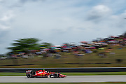 March 27-29, 2015: Malaysian Grand Prix - Kimi Raikkonen (FIN), Ferrari