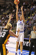 Taranto 07-06-2011<br /> Qualifying Tournament Eurobasket Women 2011<br /> Italia-Belgio<br /> Nella foto Raffaella Masciadri<br /> Foto di Ciamillo-Castoria