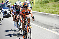 Berlato Giacomo  - Nippo Vini Fantini - 27.05.2015 - Tour d'Italie - Etape 17 -  Tirano / Lugano<br />Photo : Sirotti / Icon Sport *** Local Caption ***