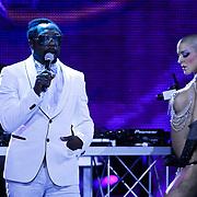 MON/Monte Carlo/20100512 - World Music Awards 2010, Will.i.Am en David Guetta en showdanseressen