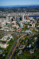 Intersection of Stadium Highway & Sunset Highway, Portland