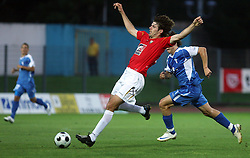 Petar Stojnic (11) of Rudar  at 3rd Round of PrvaLiga Telekom Slovenije between NK HIT Gorica vs NK Rudar Velenje, on August 1, 2008, in Nova Gorica, Slovenija. Rudar won the match 2:0. (Photo by Vid Ponikvar / Sportal Images)