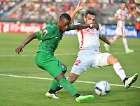 Ali Maaloul (TUN) vs Lubambo Musonda (ZAM)