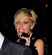 06.AUGUST.2009 - LONDON<br /> <br /> SARAH HARDING ARRIVING AT GILGAMESH BAR IN CAMDEN WITH BOYFRIEND TOM CRANE AT 10.30PM TO CELEBRATE GILGAMESH BAR'S 3RD BIRTHDAY AND THEN LEFT AT 3.15AM A BIT WORSE FOR WEAR AND HEADED HOME.<br /> <br /> BYLINE: EDBIMAGEARCHIVE.COM<br /> <br /> *THIS IMAGE IS STRICTLY FOR UK NEWSPAPERS &amp; MAGAZINES ONLY*<br /> *FOR WORLDWIDE SALES &amp; WEB USE PLEASE CONTACT EDBIMAGEARCHIVE - 0208 954 5968*