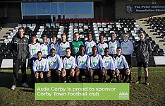 Corby Academy Youth Teams 2013