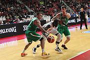 DESCRIZIONE: Varese FIBA Europe cup 2015-16 <br /> Openjobmetis Varese vs Sodertalje Kings<br /> GIOCATORE: Mouhammad Faye<br /> CATEGORIA: palleggio fallo<br /> SQUADRA: Openjobmetis Varese<br /> EVENTO: FIBA Europe Cup 2015-2016<br /> GARA: EA7 Openjobmetis Varese Sodertalje Kings<br /> DATA: 22/12/2015<br /> SPORT: Pallacanestro<br /> AUTORE: Agenzia Ciamillo-Castoria/A. Ossola<br /> Galleria: FIBA Europe Cup 2015-2016<br /> Fotonotizia: Varese FIBA Europe Cup 2015-16 <br /> Openjobmetis Varese Sodertalje Kings