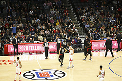 March 15, 2019 - Los Angeles, California, U.S - Los Angeles Clippers head coach Doc Rivers and Chicago Bulls head coach Jim Boylen were both ejected from an NBA basketball game between Los Angeles Clippers and Chicago Bulls Friday, March 15, 2019, in Los Angeles. The Clippers won 128-121. (Credit Image: © Ringo Chiu/ZUMA Wire)