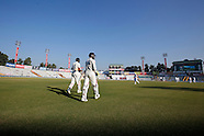 Cricket - India v England 3rd Test Day 3 at Mohali