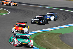 May 6, 2018 - Germany - Motorsports: DTM race Hockenheimring, Saison 2018 - 1. Event Hockenheimring, GER, Nico Müller (SUI, Audi Sport Team Abt  (Credit Image: © Hoch Zwei via ZUMA Wire)