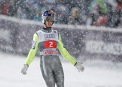 29.12.2014, Schattenbergschanze, Oberstdorf, GER, FIS Ski Sprung Weltcup, 63. Vierschanzentournee, Bewerb, im Bild Gregor Schlierenzauer (AUT) // Gregor Schlierenzauer of Austria// during Competition of 63 rd Four Hills Tournament of FIS Ski Jumping World Cup at Schattenbergschanze, Oberstdorf, GER on 2014/12/29. EXPA Pictures © 2014, PhotoCredit: EXPA/ Peter Rinderer