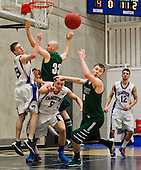 Camosun Chargers vs Quest Kermodes February 7, 2014