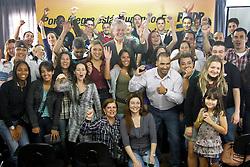 José Fortunati participa de reunião com as juventudes do PDT e PMDB na sede do diretório municipal. FOTO: Jefferson Bernardes/Preview.com