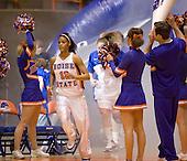 Boise St Basketball W 2007-08 v Oral Roberts