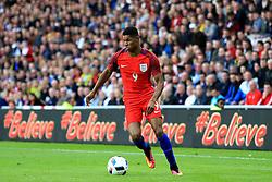 Marcus Rashford of England  - Mandatory by-line: Matt McNulty/JMP - 27/05/2016 - FOOTBALL - Stadium of Light - Sunderland, United Kingdom - England v Australia - International Friendly