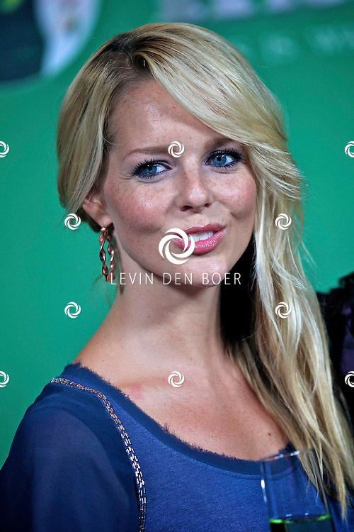 SCHEVENINGEN - In het AFAS Circustheater is de perspresentatie gehouden van de nieuwe Stage Entertainment musical Wicked.  Met op de foto Chantal Janzen die de rol van Glinda speelt. FOTO LEVIN DEN BOER - PERSFOTO.NU