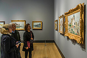 The Credit Suisse Exhibition: Monet & Architecture a new exhibition in the Sainsbury Wing at The National Gallery.