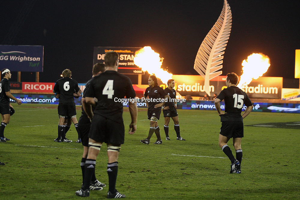 Iveco test match series, All Blacks beat England 44-12, 2nd Test, AMI Stadium, Christchurch, Saturday 14 June 2008. Photo: Marc Weakley/PHOTOSPORT