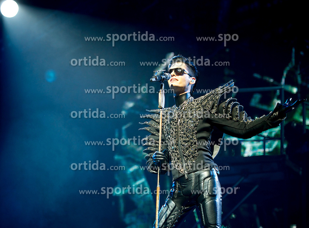06.04.2010, Palacio de los Deportes, Madrid, ESP, Tokio Hotel Live in Concert, im Bild Tokio Hotel bei ihrem Konzert in der Spanischen Hauptstadt, EXPA Pictures © 2010, PhotoCredit: EXPA/ Alterphotos / SPORTIDA PHOTO AGENCY