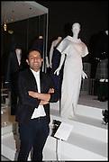 Osman Yousefzada, Wedding Dresses: 1775-2014,  Victoria & Albert Museum. London. 30 April 2014