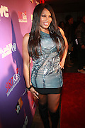 "Sandra ""Pep"" Denton at the Celebration for the Finale episode of the VH1 hit reality show ' Let's talk about Pep held at the Comix Club on March 1, 2010 in New York City."