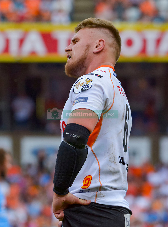 Paul Schoeman of the Free State Cheetahs during the Currie Cup Final between the The Free State Cheetahs and Blue Bulls held at Toyota Stadium (Free State Stadium), Bloemfontein, South Africa on the 22nd October 2016<br /> <br /> Photo by:   Frikkie Kapp / Real Time Images