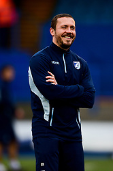 Richie Rees of Cardiff Blues prior to kick off - Mandatory by-line: Ryan Hiscott/JMP - 05/10/2019 - RUGBY - Cardiff Arms Park - Cardiff, Wales - Cardiff Blues v Edinburgh Rugby - Guinness Pro 14