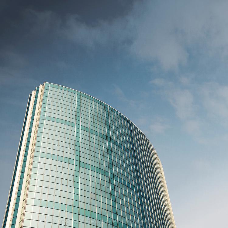 Modernes Bürogebäude Rotterdam, Niederlande