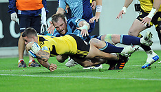 Wellington-Rugby, Super 15, Hurricanes v Blues