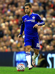 Eden Hazard of Chelsea  - Mandatory byline: Matt McNulty/JMP - 11/05/2016 - FOOTBALL - Anfield - Liverpool, England - Liverpool v Chelsea - Barclays Premier League