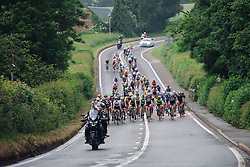 at Aviva Women's Tour 2016 - Stage 2. A 140.8 km road race from Atherstone to Stratford upon Avon, UK on June 16th 2016.