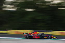 July 27, 2018 - Budapest, Hungary - Motorsports: FIA Formula One World Championship 2018, Grand Prix of Hungary, .#33 Max Verstappen (NLD, Aston Martin Red Bull Racing) (Credit Image: © Hoch Zwei via ZUMA Wire)