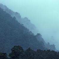 Misty Hills, South Island, New Zealand