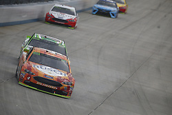 October 7, 2018 - Dover, Delaware, United States of America - Kevin Harvick (4) battles for position during the Gander Outdoors 400 at Dover International Speedway in Dover, Delaware. (Credit Image: © Justin R. Noe Asp Inc/ASP via ZUMA Wire)