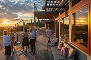 Alexana tasting room, Dundee Hills, Willamette Valley, Oregon