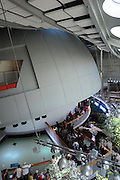 Opening day at California Academy of Sciences .The California Academy of Sciences is a world-class scientific and cultural institution based in San Francisco. The Academy recently opened a new facility in Golden Gate Park, a 400,000 square foot structure that houses an aquarium, a planetarium a natural history museum and a 4-story rainforest all under one roof. The new facility was built by renowned architect Renzo Piano....Alternative Energy in Silicon Valley and the San Francisco Bay Area