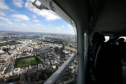 UK ENGLAND LONDON 22JUL08 - Aerial view over Westminster, central London from the 'Star over London' zeppelin flight route over central London. ..jre/Photo by Jiri Rezac..© Jiri Rezac 2008..Contact: +44 (0) 7050 110 417.Mobile:  +44 (0) 7801 337 683.Office:  +44 (0) 20 8968 9635..Email:   jiri@jirirezac.com.Web:    www.jirirezac.com..© All images Jiri Rezac 2008 - All rights reserved.