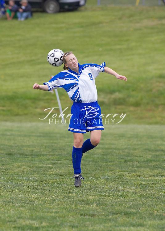 MCHS (3) Girls JV Soccer vs George Mason (0), on Friday..May 13, 2005