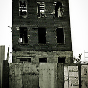 12/06/00 Bronx NY: Location on 175th Between Webster Ave and Park Ave in the Bronx. <br />