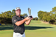 PERTH, AUSTRALIA - FEBRUARY 17: Ryan Fox (NZL) is the Champion at the ISPS Handa World Super 6, Lake Karrinyup Country Club, Perth, Western Australia, on February 17, 2019. <br /> .<br /> .<br /> .<br /> (Photo by: Naratip Golf Srisupab/SEALs Sports Images)<br /> .<br /> Any image use must include a mandatory credit line adjacent to the content which should read: Naratip Golf Srisupab/SEALs Sports Images