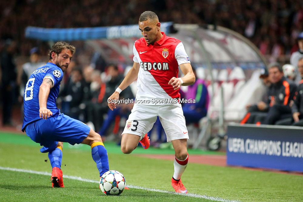 Layvin KURZAWA - 22.04.2015 - Monaco / Juventus Turin - 1/4Finale retour Champions League<br /> Photo : Serge Haouzi / Icon Sport