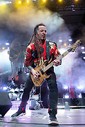 Five Finger Death Punch<br /> July 27, 2018<br /> Five Point Amphitheater<br /> Irvine, California