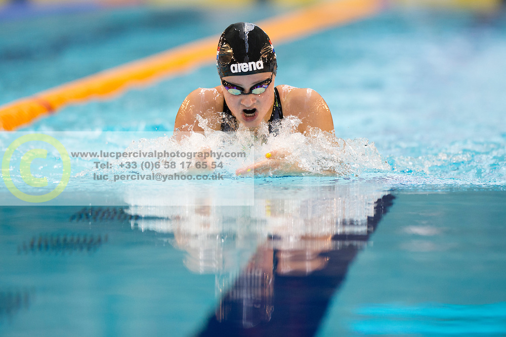 ZIJDERVELD Chantalle NED at 2015 IPC Swimming World Championships -  Women's 100m Breastroke SB9