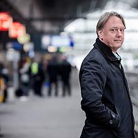 Nederland, Amsterdam, 25 februari 2017.<br />Michel Maas, correspondent in Zuidoost-Azië voor de NOS en voor de Volkskrant.<br />VOORKEURFOTO!<br /><br /><br />Foto: Jean-Pierre Jans