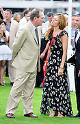 25.JULY.2010.  SURREY<br /> <br /> TOMMY LEE JONES AND CAT DEELEY ATTEND THE CARTIER INTERNATIONAL POLO DAY AT THE GUARDS POLO CLUB IN EGHAM, SURREY.<br /> <br /> BYLINE MUST READ : EDBIMAGEARCHIVE.COM<br /> <br /> *THIS IMAGE IS STRICTLY FOR UK NEWSPAPERS AND MAGAZINES ONLY*<br /> * FOR WORLD WIDE SALES AND WEB USE PLEASE CONTACT EDBIMAGEARCHIVE - 0208 954 5968*